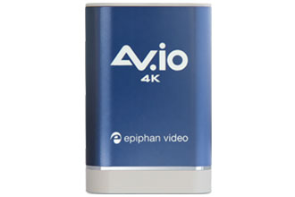 AV.io 4K采集盒
