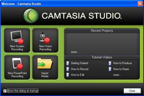如何使用Camtasia Studio记录VGA或DVI信号