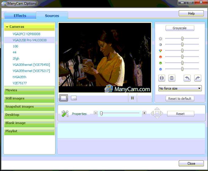 如何使用ManyCam与Skype广播视频