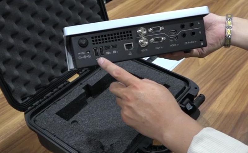 视频编码器-EpiphanPearl便携式录播-网络直播