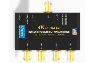 12G-SDI分配放大器