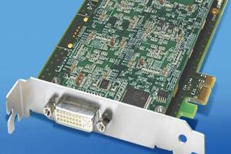 Optibase最新发布市场上第一款真正的H264 PCI-E卡