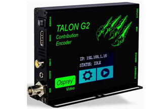 Talon G2 H.264编码器