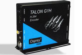 Talon G1H H.264编码器