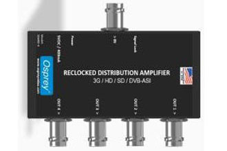 3G-SDI分配放大器