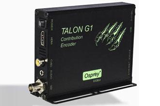 Talon G1 H.264编码器