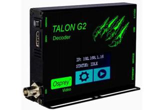 Talon G2 H.264解码器