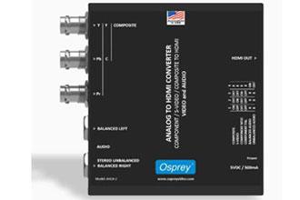 Osprey AHCA-2转换器