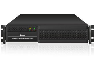 VGADVI Broadcaster Pro DL RM技术问答