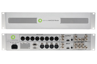 MXO2 Rack for the PC