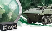 装甲车配备MGW Diamond TOUGH编码器