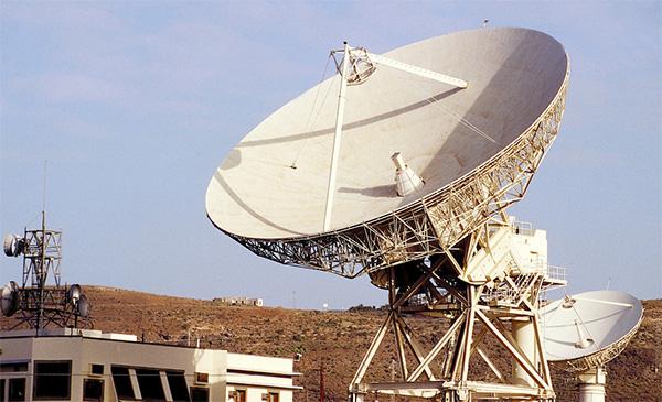 雷达2048分辨率信号