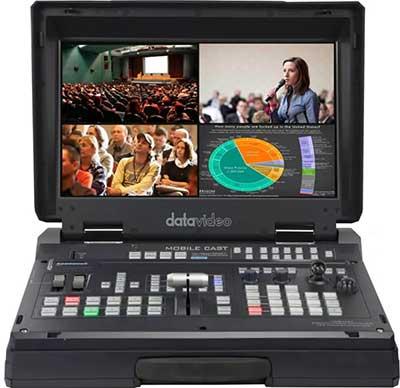 HDBaseT便携式导播台