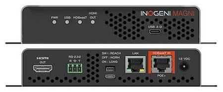 INOGENI MAGNI HDBaseT to USB 3.0